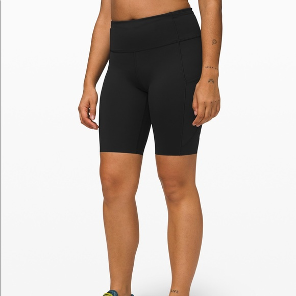 """Lululemon Fast and Free Short 10"""" *Cool"""